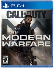 Activision Call of Duty: Modern Warfare PlayStation 4