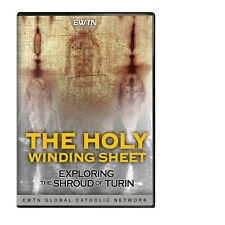 HOLY WINDING SHEET: EXPLORING THE SHROUD OF TURIN AN EWTN 1-DISC DVD