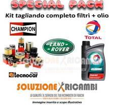KIT TAGLIANDO FILTRI E OLIO LAND ROVER Range Rover III 3.0 TD 130KW 177CV 03/02