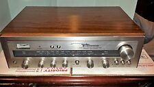 Kenwood KR-2600 Silver Face AM/FM Stereo Receiver Good Condition