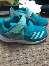 Adidas Eco Ortholite Fortagym Girls Size Uk10 Trainers