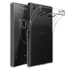 Pochette de protection TPU Transparent Housse pour Sony Xperia XZ1 G8341 g8342