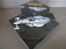 F1 94 Tyrrell Yamaha 022 Ukyo Katayama 1994 ONYX 206