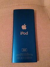 IPod Apple 8gb-Blu