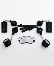 Fifty Shades of Grey Hard Limits Bondage Bed Restraint Kit For Kinky Couples New