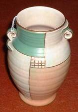 Vases British 1920-1939 (Art Deco) Crown Devon Pottery