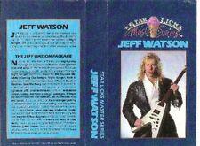 jeff watson star licks guitar instructional dvd night ranger brad gillis