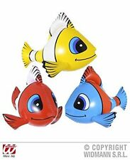 Inflatable Tropical Fish 60cm Props & Theme Inflatable Blow-Up Party Accessory