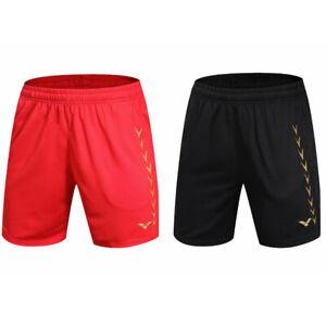 2019 New Victor men's outdoor sports pants badminton Tennis Running shorts
