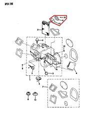 04596103 4596103 Heater Tube Plate Seal Kit Chrysler CONCORDE LHS NEW YORKER NEW