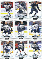 2019-20 O-Pee-Chee Hockey Winnipeg Jets Team Set of 17 Cards