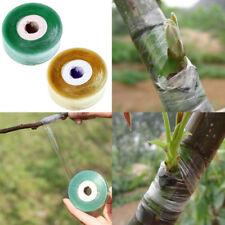 100m garden nursery grafting tape stretchable self-adhesive pvc degradable Uk�