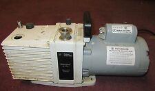 Fisher Scientific Maxima C Plus M8C Rotary Electric Vacuum Pump 1/2 Hp