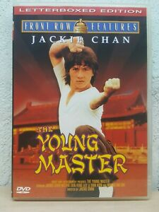 Young Master DVD Jackie Chan New & Sealed_Vintage Martial Arts Movie