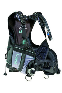 Sherwood Luna CQR3 BCD Scuba Diving Buoyancy Compensator Women's LUN7-MD