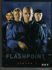 FLASHPOINT 1 COMPLETE FIRST SEASON ONE 3-DISC DVD SET flash point
