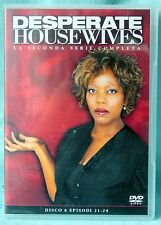 DESPERATE HOUSEWIVES - STAGIONE 2 - DISCO 6 - DVD N.01893 SLIMCASE