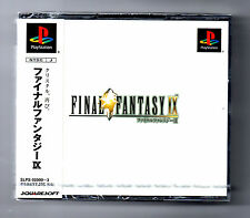 Ps1 final fantasy IX Playstation JP Jap Japan Import