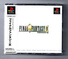 Ps1 Final Fantasy IX Playstation JP JAP GIAPPONE IMPORT