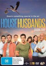 House Husbands : Series 4 (DVD, 2015, 3-Disc Set)