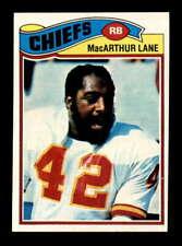 1977 Topps #273 MacArthur Lane  NM/NM+ X1612477