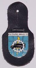 Brustanhänger Pocket Badge KFZ-Staffel JaBoG 38  .........R2051