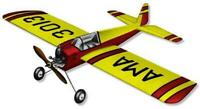 Mini-Zilch Control Line #BER125 SIG Balsa Wood Model Airplane Kit