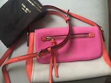 Kate Spade Crossbody Purse Pink Orange