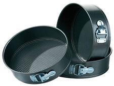 Carbon Steel Round Cake Tins