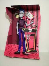Monster High Slo Mo Sloman Mortavitch Student Disembody Council Doll Mattel