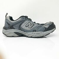 New Balance Mens 481 MT481GY2 Gray Running Shoes Lace Up Low Top Size 11 4E