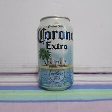 Summer 2019 Limited Edition Corona Empty 12oz beer aluminum can Adirondack chair