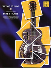 Dire Straits Sultans Of Swing Guitar TAB Music Book NEW