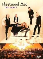 FLEETWOOD MAC The Dance DVD NEW Live Double Sided Disc Region 2 3 4 5 6 PAL