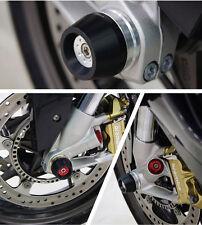 BMW 2018 S1000RR Premium Front Wheel Fork Slider Protector crash bobbins