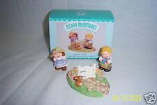 Hallmark Cards Merry Miniatures Bashful Friends Easter