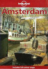 LONELY PLANET : AMSTERDAM, ROB VAN DRIESUM, Used; Good Book