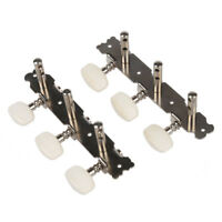2 x 3 Spare Part On Plate Guitar Tuning Pegs Machine Tuner Heads D4F3
