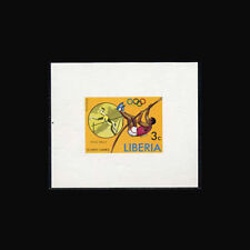 Liberia, Sc #737, MNH, Imperf, 1976, S/S, Olympics, Pole Vault,1018L