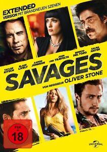 Savages - DVD Action John Travolta Gebraucht - Gut