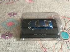 Voiture Miniature Renault Alpine A 110 V85 1970 1/43 Eligor