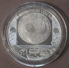 Monedas conmemorativas de 2008: 10 euros plata-conmemorativa cielo disco de Nebra