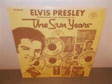 Elvis Presley . The Sun Years . LP
