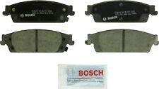 Disc Brake Pad Set-QuietCast Ceramic Pads Rear Bosch BC1707