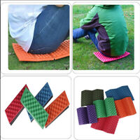 1pc Picnic Seat Pad Waterproof Dual Camping Hiking Outdoor Folding Camping  lyP0