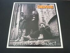 3rd Bass Derelicts of Dialect Promo LP Record Photo Flat 12x12 Poster