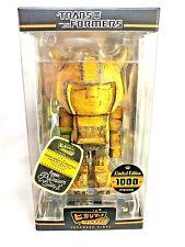 "Funko Hikari Japanese Transformers LE 1000 Aged Yellow Bumblebee 8"" Vinyl Figure"