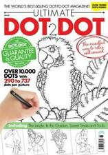 Ultimate Dot 2 Dot Over 10,000 Dots Jungle Garden Tools Issue 68 UK Magazine