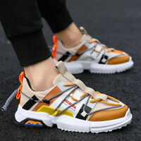 Men's Fashion Casual Running Sneakers Athletic Breathable Walking Sports Shoes