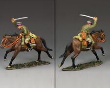 King and Country Ufficiale di Cavalleria polacca con spada FOB158
